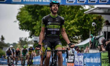 La SportBreizh: Simon Buttner enlève la 3ème étape, Flavien Dassonville toujours leader