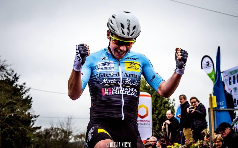 Gustave Rideau : «Le cyclisme possède des valeurs que je défends»