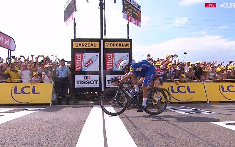 Tour de France: Et de 2 pour Fernando Gaviria
