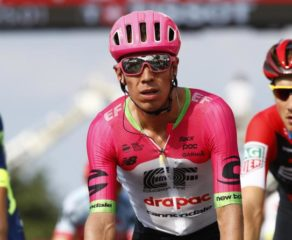 Rigoberto Uran contraint à l'abandon sur le Tour de France