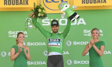 Tour de France: Hat-trick pour Peter Sagan !
