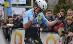 Côtes d'Armor Marie Morin Véranda Rideau devient la réserve d'Israël Cycling Academy