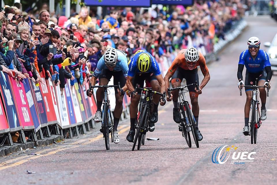 Wout van Aert: «Je croyais en mes chances au sprint»