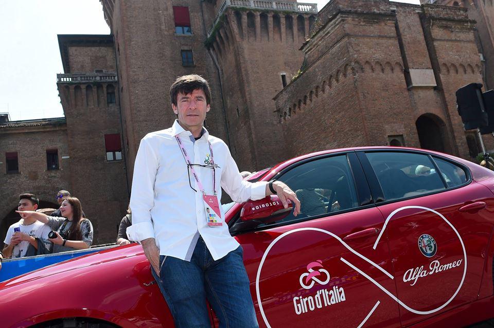 Gianni Bugno à Bruno Cornillet: «Les conditions de travail du coureur ne doivent pas être une affaire de business»