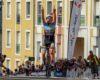 Jérémy Bescond en solitaire sur la Ronde Mayennaise