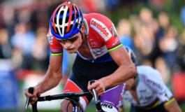 """Mathieu van der Poel: """"J'ai décidé de faire un break jusqu'au 6 octobre"""""""