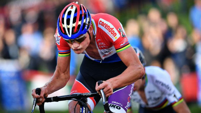 Mathieu van der Poel: «J'ai décidé de faire un break jusqu'au 6 octobre»