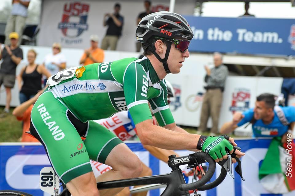 L'Irlandais Eddie Dunbar rejoint le team Sky avec effet immédiat