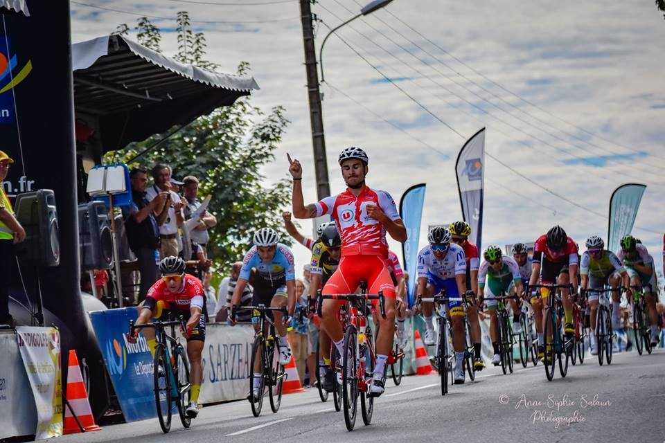 Tour de Rhuys: Clément Orceau au sprint