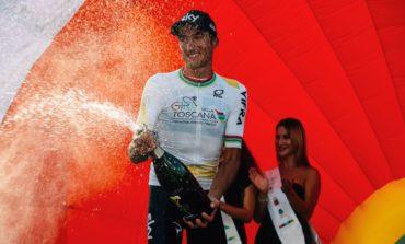 """Gianni Moscon; """"Les sensations en vue des championnats du monde sont excellentes"""""""