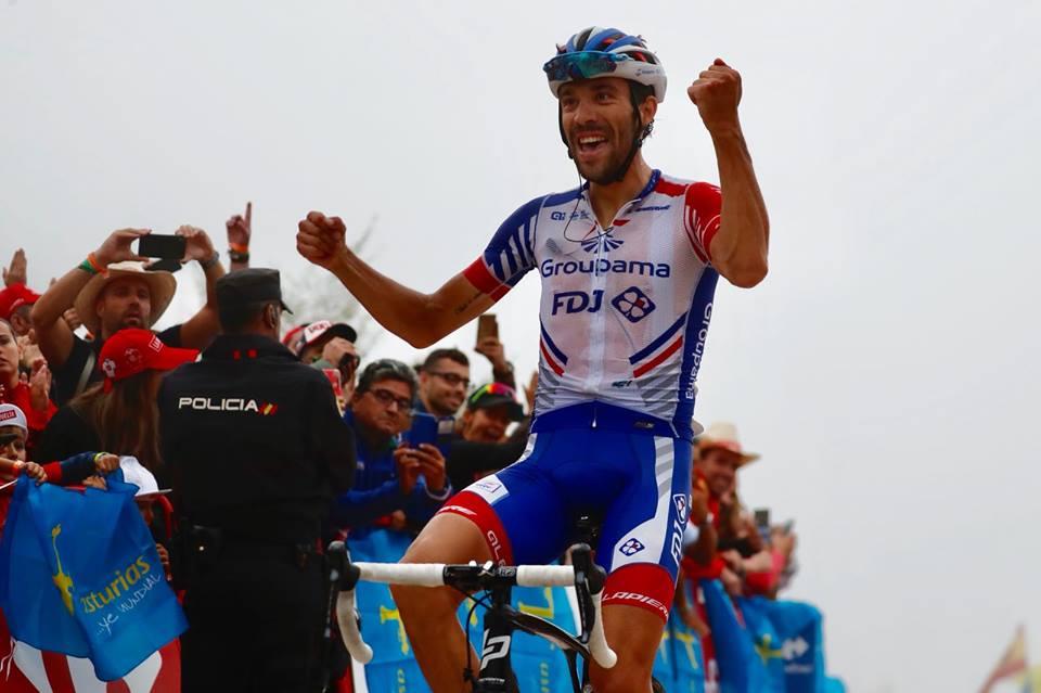 Thibaut Pinot: «Faire de mon mieux jusqu'à Madrid puis je penserai au mondial»