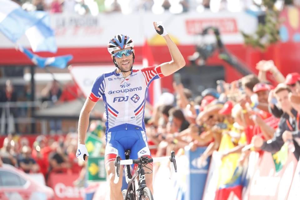 Tour d'Espagne: Yates quasiment assuré du sacre, Mas gagne au sommet