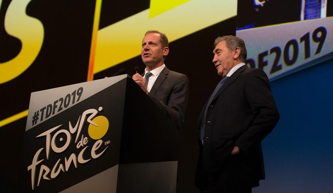Eddy Merckx; «Chris Froome est le plus gros candidat»