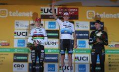"""Mathieu van Poel; """"J'ai mis du temps à rentrer dans la course"""""""