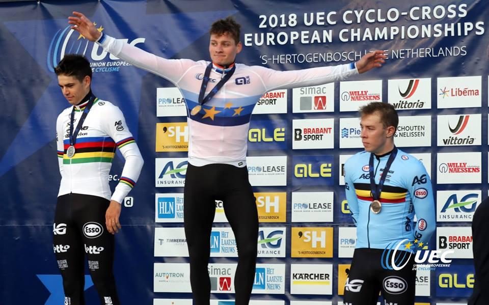Mathieu van der Poel; «Un plaisir de conserver le maillot»