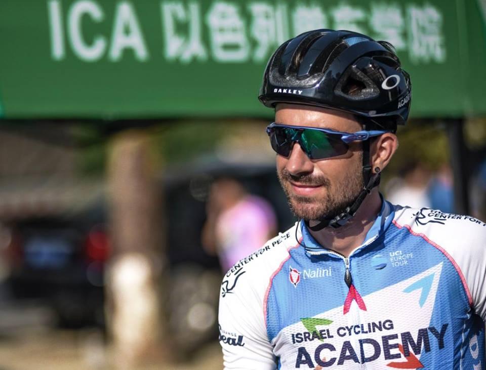Clément Carisey signe avec Israël Cycling Academy