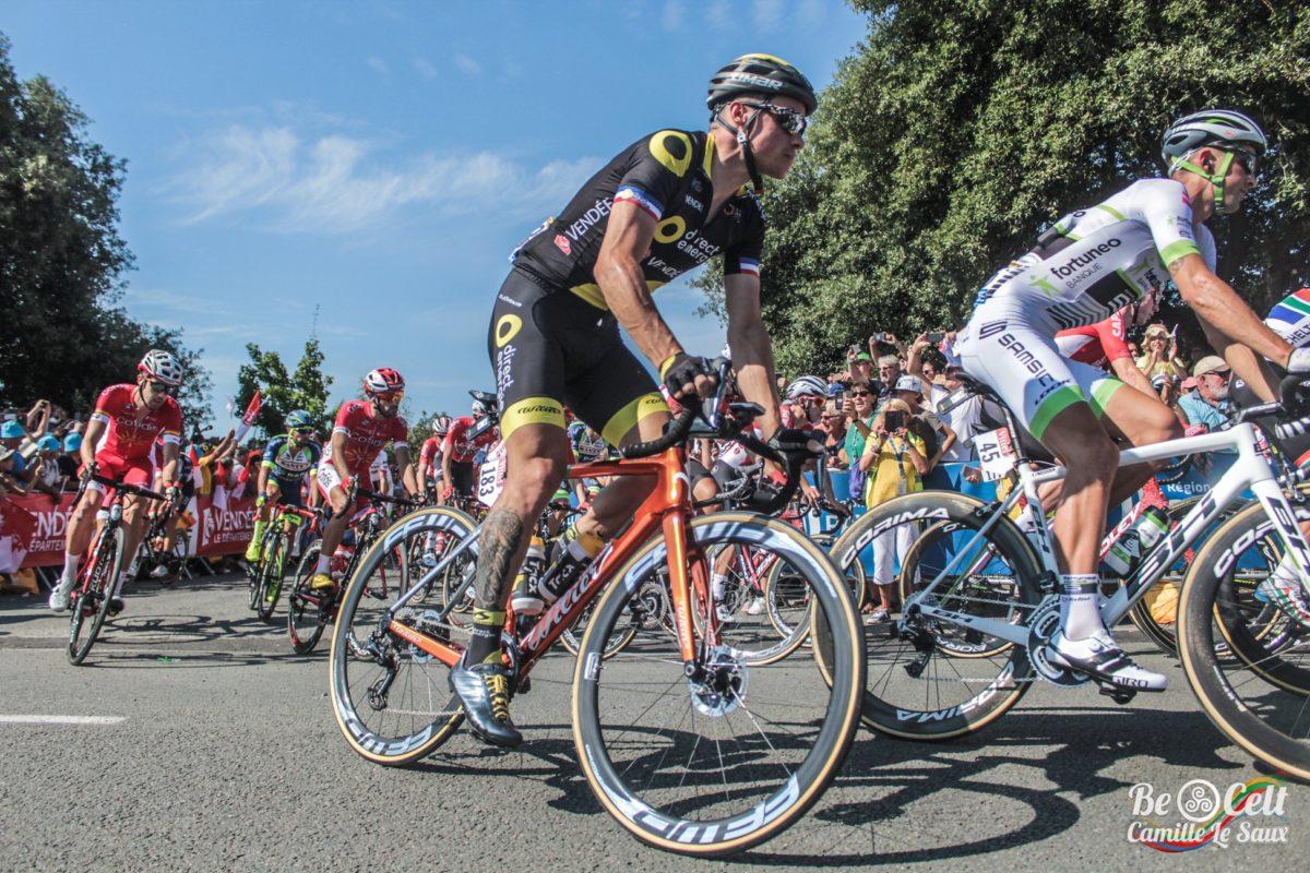 Les équipes du peloton WorldTour et Continental Pros pour la saison 2019