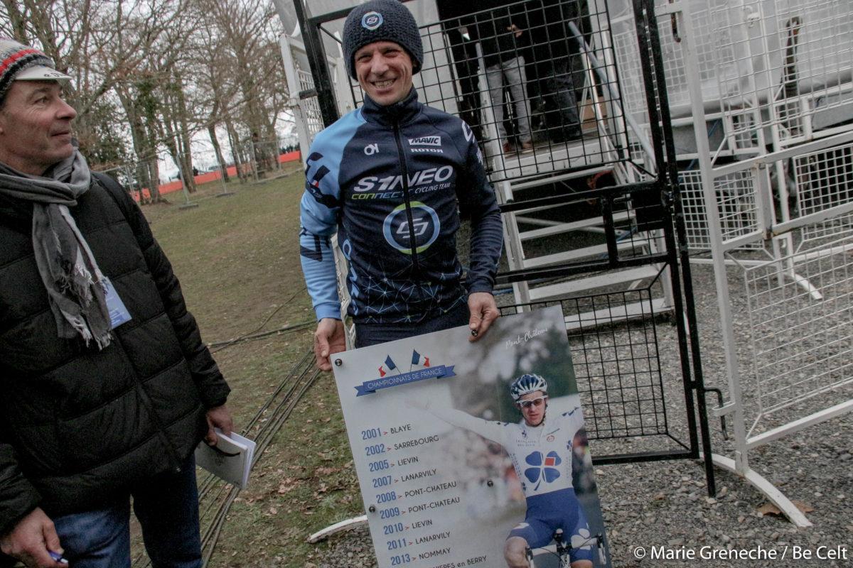 La sélection française pour le mondial — Cyclo-Cross