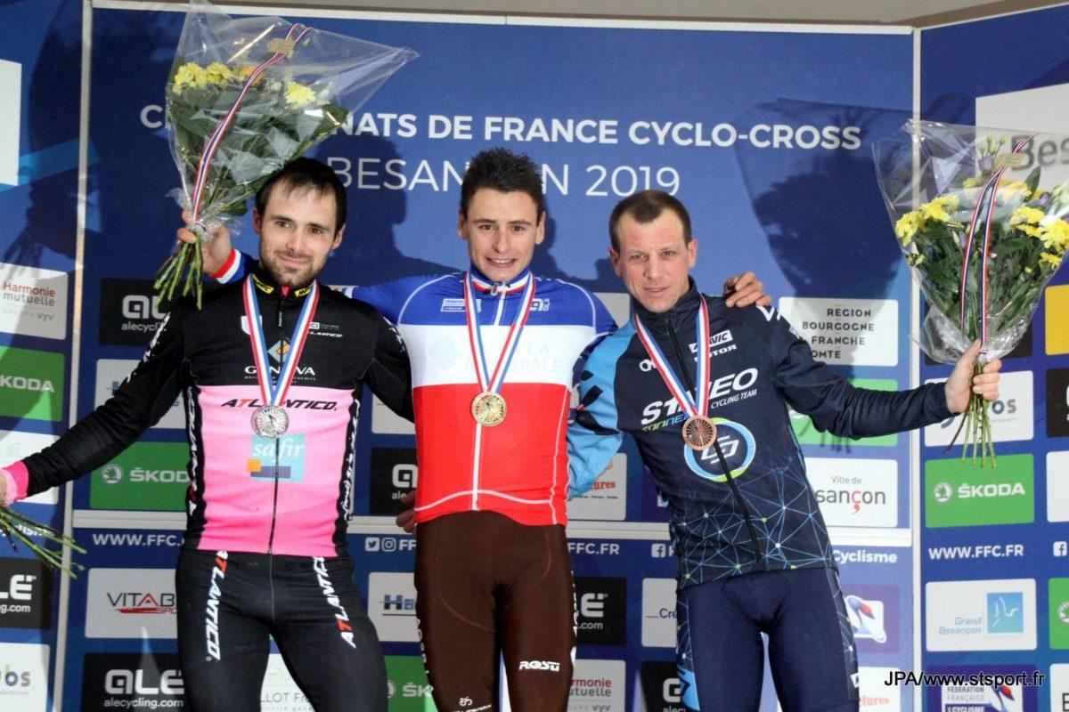 Clément Venturini; «Un vrai cyclo-cross»