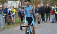 """Nicolas David (Vainqueur du cross du Drennec); """"J'y prends goût au cyclo-cross, je me prends au jeu"""""""