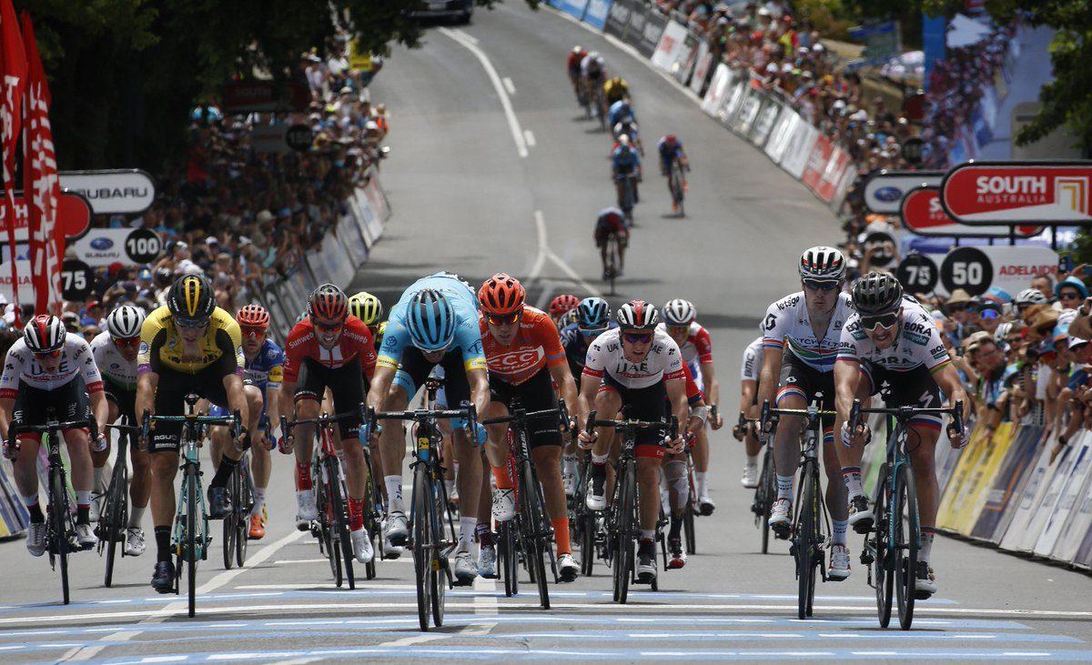 Peter Sagan; «J'ai gagné de peu mais j'ai gagné»