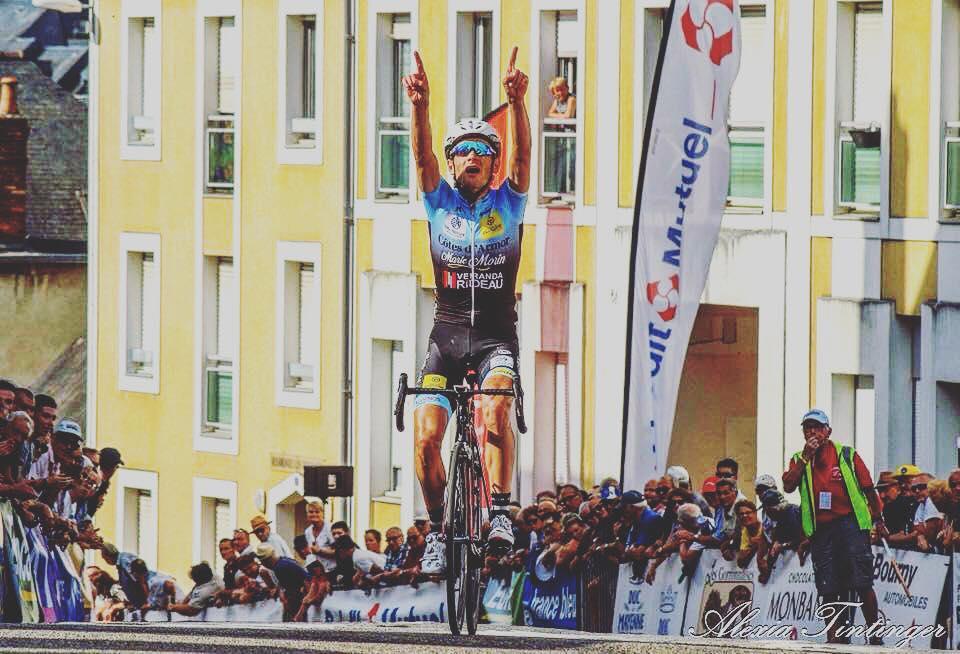 Jérémy Bescond; «Le cyclisme m'a enseigné des valeurs»