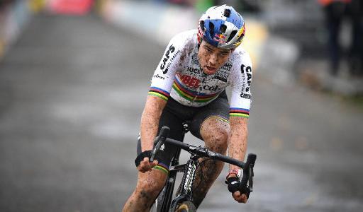 Belgique: Wout van Aert; «Toon était meilleur, un vainqueur mérité»