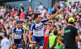 """Oscar Sevilla; """"Le cyclisme est un spectacle, et chaque jour il faut essayer! """""""