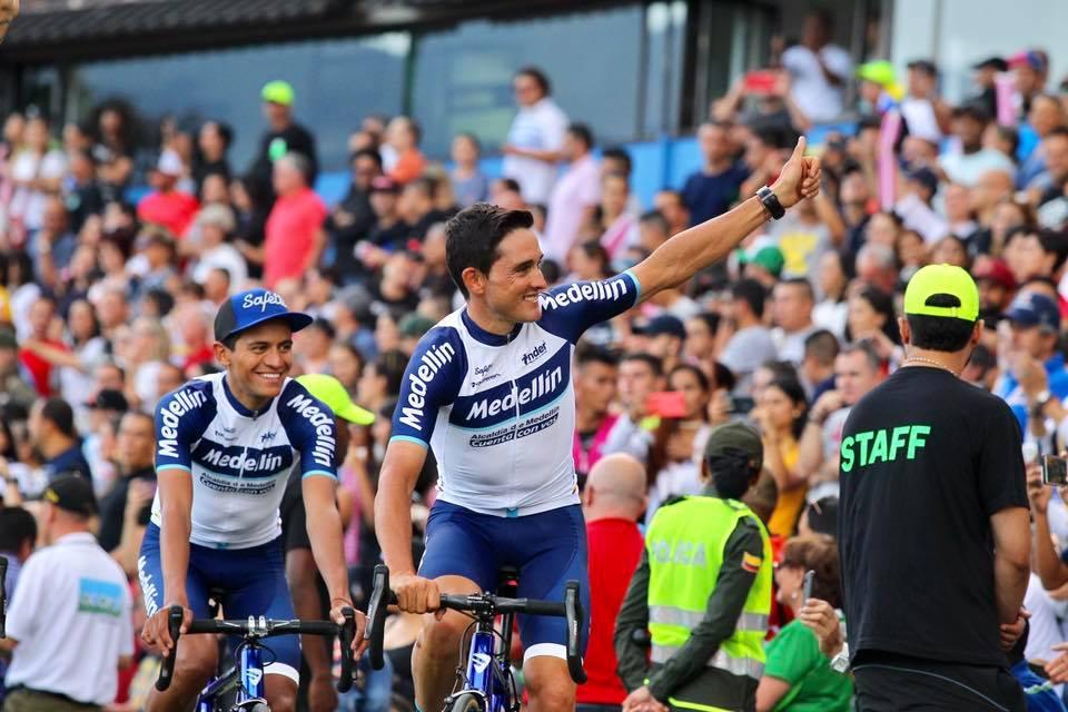 Oscar Sevilla; «Le cyclisme est un spectacle, et chaque jour il faut essayer! «