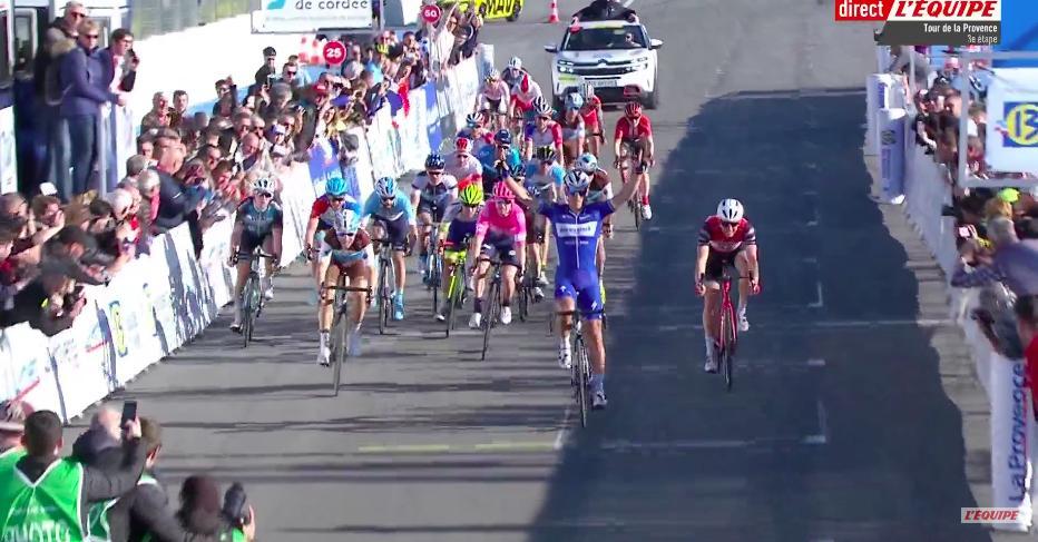 Tour de la Provence; Philippe Gilbert remporte la 3ème étape