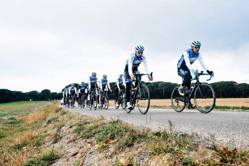 Alexis Renard; Les vélos De Rosa? La classe à l'Italienne!