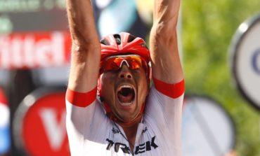 Le beau geste de John Degenkolb pour sauver Paris Roubaix juniors et aider les bénévoles