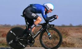 Filippo Ganna premier leader du Tour de la Provence 2019