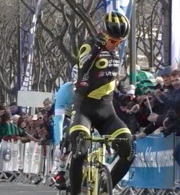 Grand Prix de la Marseillaise; Anthony Turgis devant Romain Combaud