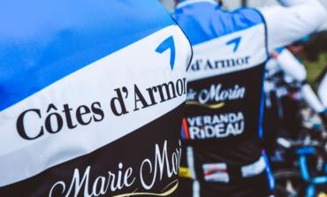 Côtes d'Armor Marie Morin Véranda Rideau; La page se tourne vers l'avenir