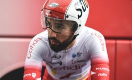 Tirreno-Adriatico; Nacer Bouhanni, hors délai, quitte la course