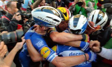 Julian Alaphilippe reste le numéro 1 au classement UCI World Tour