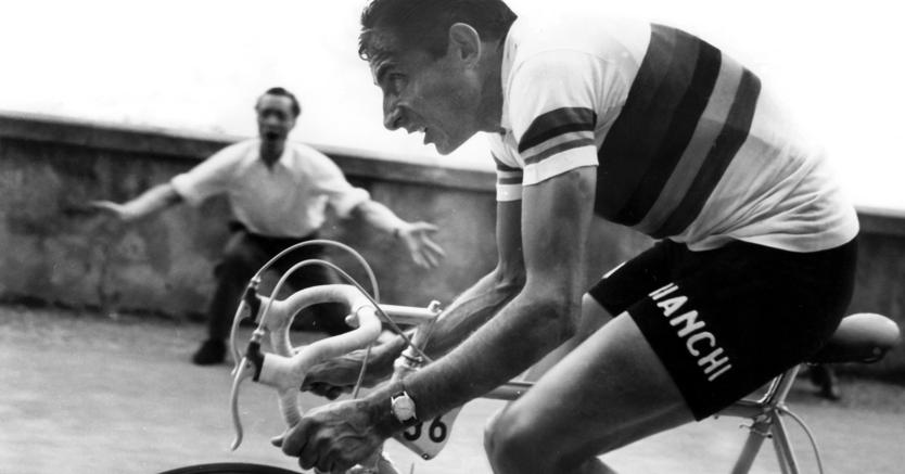 Le village de Castellania prend le nom de Fausto Coppi en hommage à son Campionissimo