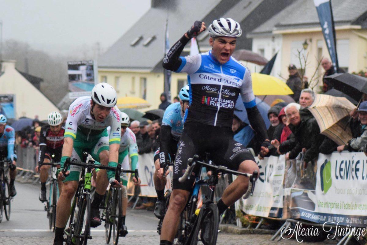 Alexis Renard vainqueur sur la Route Bretonne; «Une victoire d'équipe, celle de l'aventure humaine»