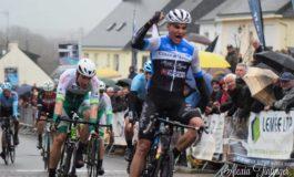 """Alexis Renard vainqueur sur la Route Bretonne; """"Une victoire d'équipe, celle de l'aventure humaine"""""""
