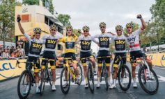 A partir du 1er mai 2019, Team Sky devient Team Ineos