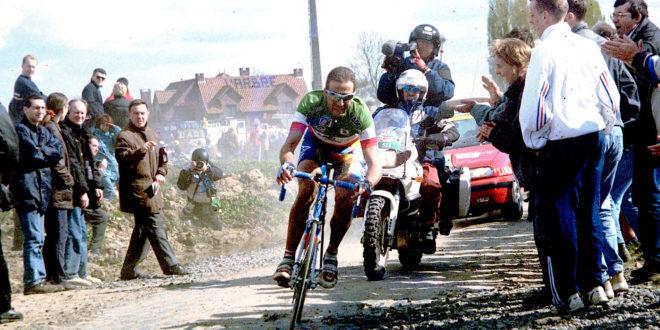 Andréa Tafi ne pourra pas rouler sur les pavés de Roubaix en raison d'une clavicule cassée