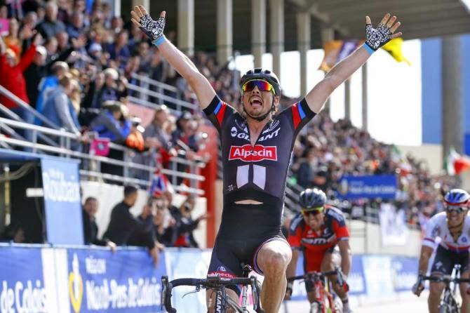 John Degenkolb; «Celui qui commence Paris-Roubaix est déjà un héros, celui qui le gagne obtient la gloire éternelle»