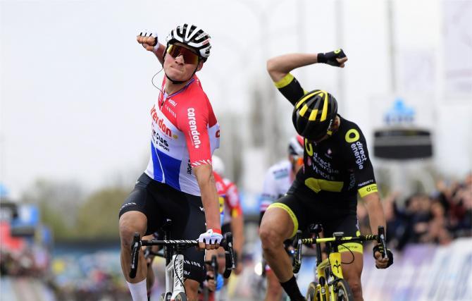 Raymond Poulidor regrette que son petit-fils ne fasse pas Paris Roubaix