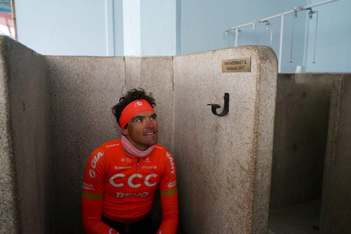 Greg Van Avermaet; «Je n'aime pas vraiment Paris-Roubaix… Mais c'est une belle course à gagner»