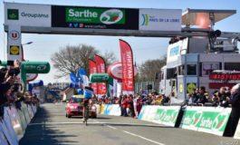 Circuit de la Sarthe; Alexis Gougeard débloque son compteur et double la mise