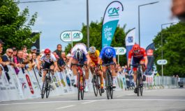 Trophée Centre Morbihan; L'Italien Gregorio Butteroni devant Samuel Watson