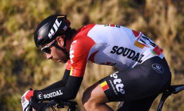 """Thomas De Gendt : """"Cela faisait longtemps qu'il n'y avait plus de coureurs qui osaient courir de la sorte"""""""
