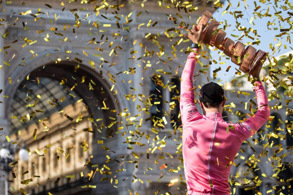 Jean-Luc Molineris; «Sportivement, le Giro est plus beau que le Tour de France»