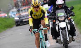 """Wout van Aert; """"Je serai au départ du Tour de France"""""""